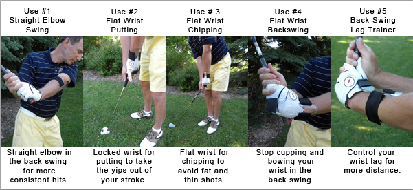 For Every Swing in Your Game