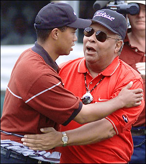 Inspiration for Tiger and all golfers.