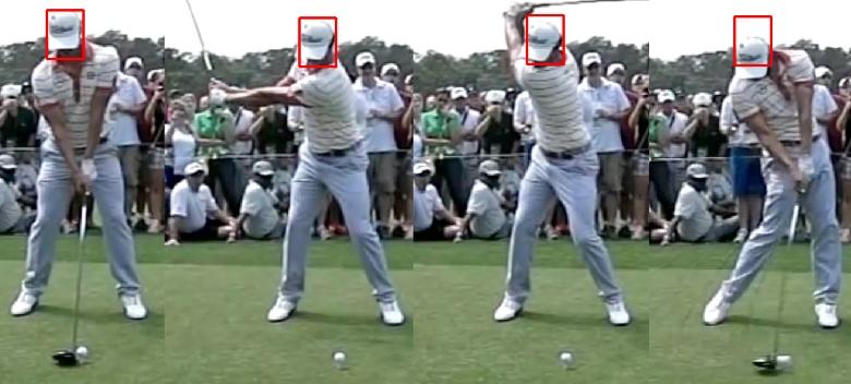 Adam Scott Golf Swing Sequence