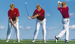 Ernie Els has such an effortless swing. Keep YOUR mental picture throughout your game.